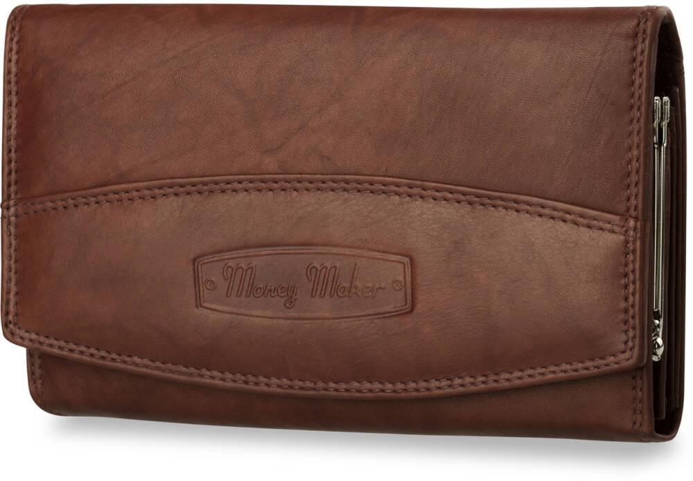 a0260edb97774 Oryginalny portfel Niemieckiej Firmy MONEY MAKER. Idealny dla każdej Pani