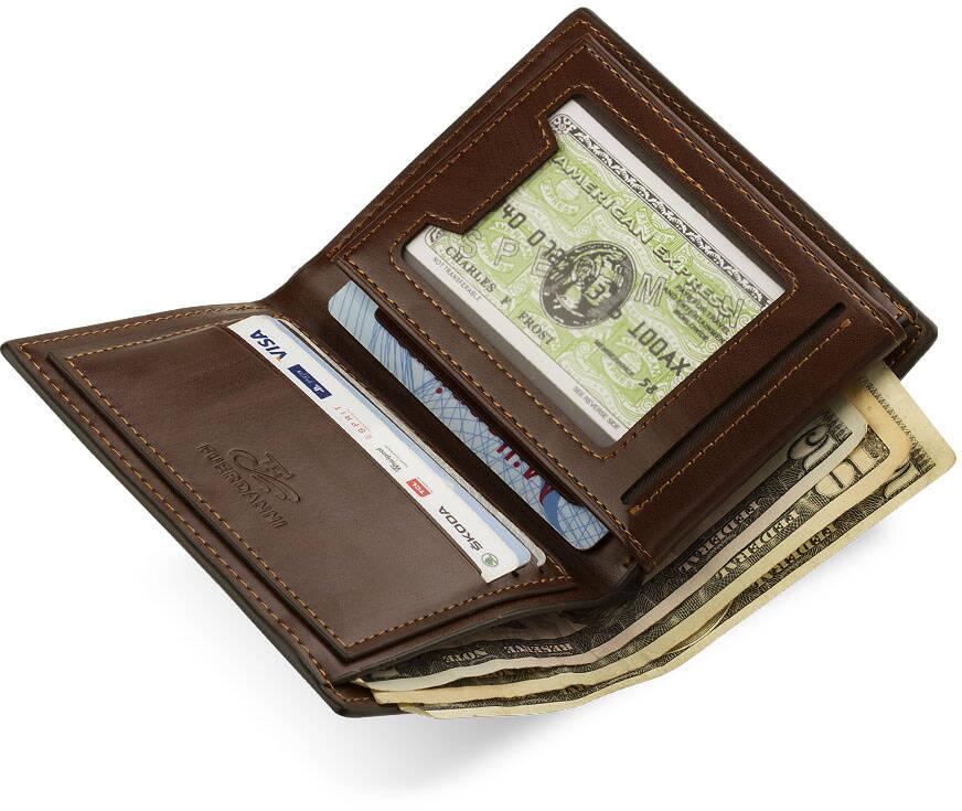 portfel meski Nowe FUERDANNI