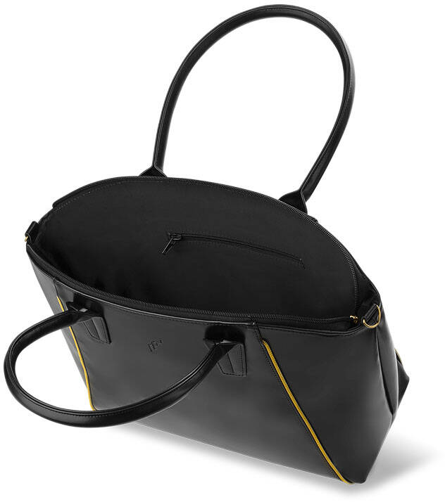 e646e0890e2d8 Wysokiej jakości torebka damska w całości wykonana z wytrzymałej skóry  ekologicznej. Boki torebki zostały gustownie przyozdobione zamkiem.