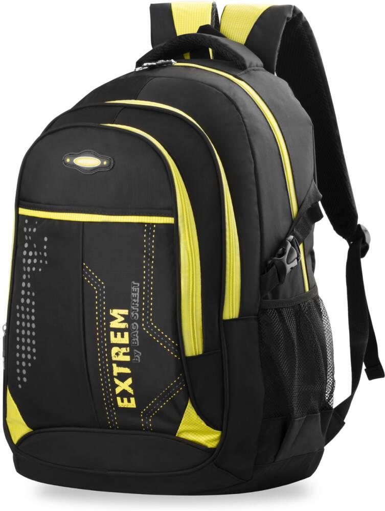 79ca1b9a92e0e Duży plecak sportowy znanej marki Bag Street. Produkty tej marki cechują  się najwyższą jakością materiałów, dużą wytrzymałością oraz odpornością na  ...